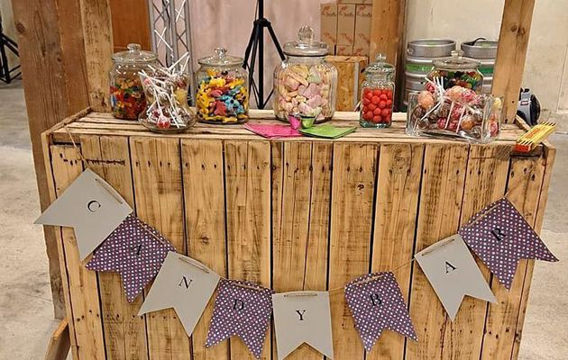 LOCATION DE CANDY BAR A PONTARLIER, DANS LE DOUBS, JURA, SUISSE