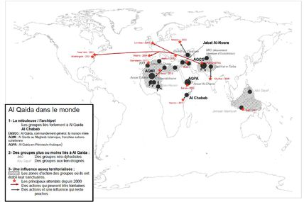 Peut-on cartographier Al Qaida ?