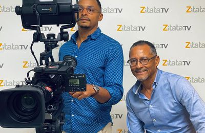 (MàJ) Martinique : Zitata TV dans les starting-blocks !