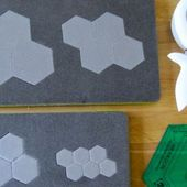 English Paper Piecing...Cutting Paper and Fabric