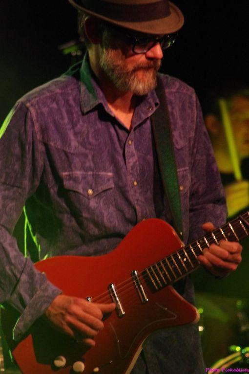 Delta Moon - 31 mars 2015 - Festival Mars en Blues - La Boite à Musiques, Wattrelos (59)