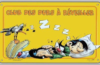 Club des durs à réveiller - Gaston Lagaffe - Chat - Mouette - Picture - Free