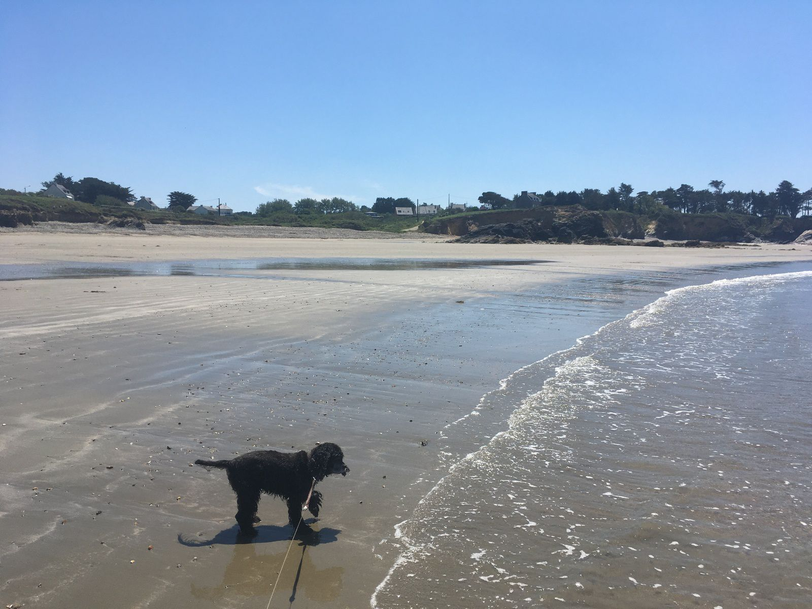 14 juin 2021 : Journée off (repos et plage)