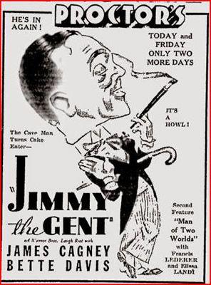 Jimmy the Gent de Michael Curtiz