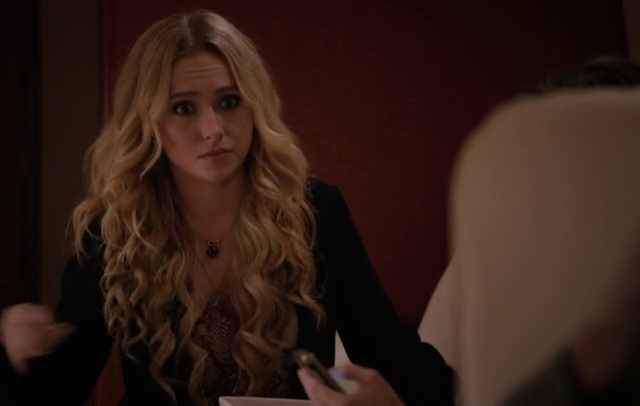 Critiques Séries : Nashville. Saison 1. Episode 11. You Win Again.