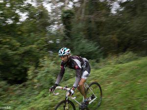 The cyclo-cross training day