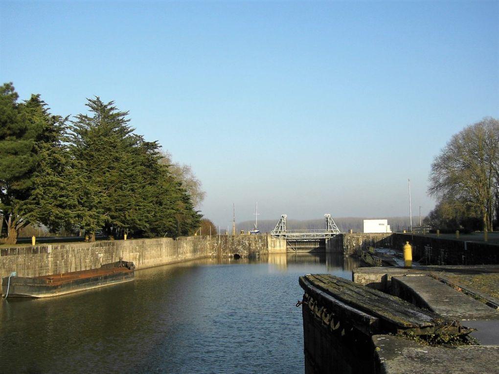 """Les """"6 km"""" au Canal de la Martinière"""