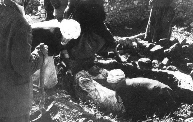 Il y a 60 ans 1er juin 1957 le Massacre de Melouza par le FLN
