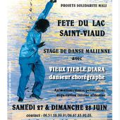 Fête du Lac 27 & 28 juin 2015 - Site de la ville de Saint-Viaud