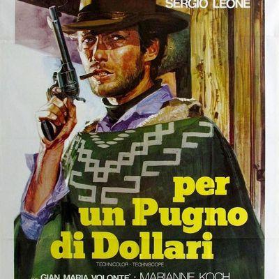 A FISTFUL OF DOLLARS -PER UN POGNO DI DOLLARI  -1964