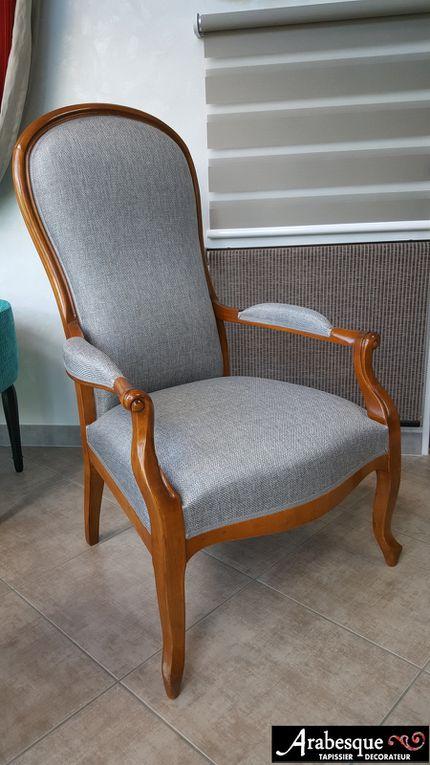 fauteuil voltaire arabesque thiers