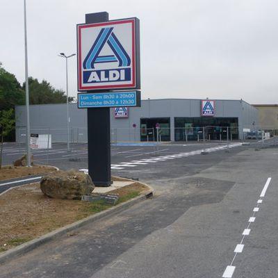 Communauté de communes du pays de Valois : L'ouverture du magasin Aldi s'est-elle faite dans la légalité à Crépy en Valois ?