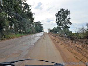 Ruta 13 (Uruguay en camping-car)
