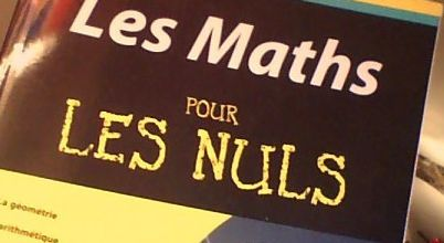 Les Maths!!!! argh!