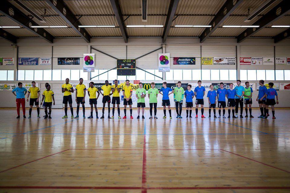 CHAMPIONNAT DE FRANCE FUTSAL 2018/2019