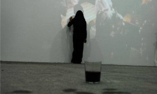 Dialogue @ Arahmaiani. 2006