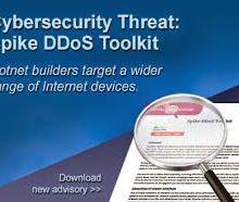 Attaque DDoS: Le Toolkit Spike cible les périphériques des objets connectés