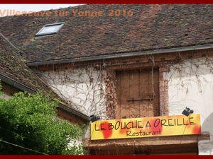 Villeneuve sur Yonne. 2016