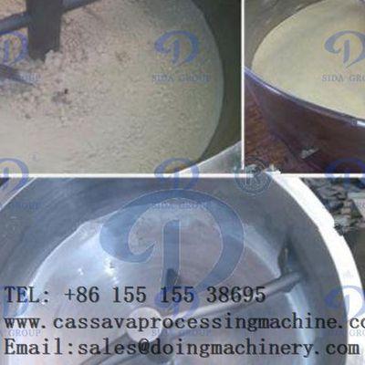 cassava processing equipment