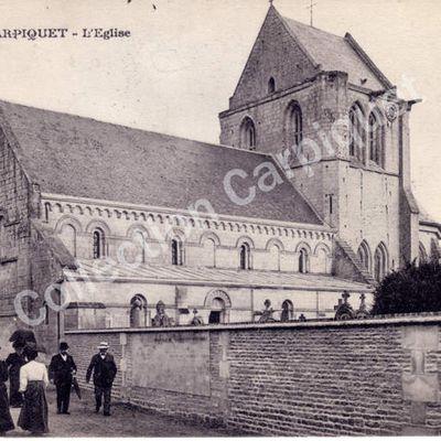 2. Carpiquet - l'Eglise