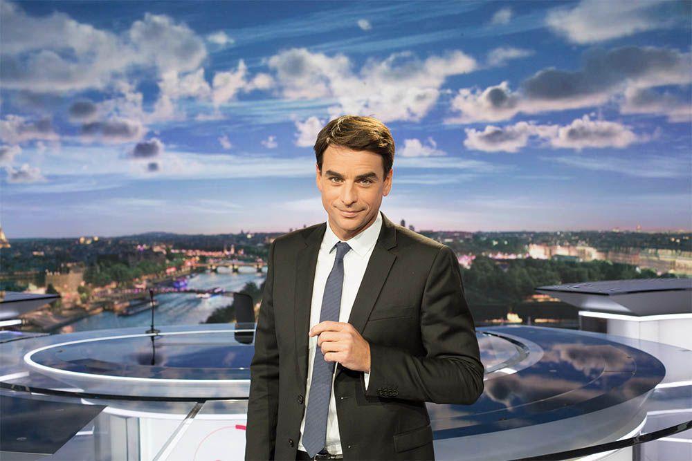 Julian Bugier présentera dès janvier le 13H de France 2 en semaine