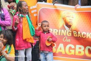Children in Paris / #BringBackOurGbagbo