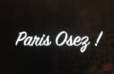 "Teaser ""Paris osez !"""