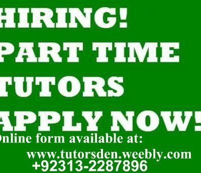 Tutor Registration Open! Get Registered With Us As A Home Tutor Or An Online Teacher Today!