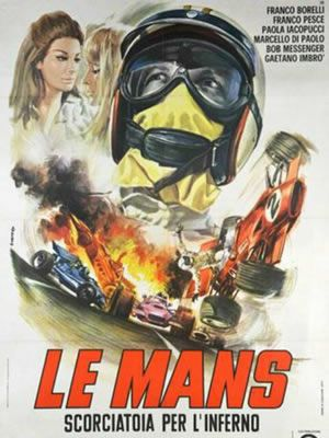 Le Mans, chemin pour l'enfer de Osvaldo Civirani