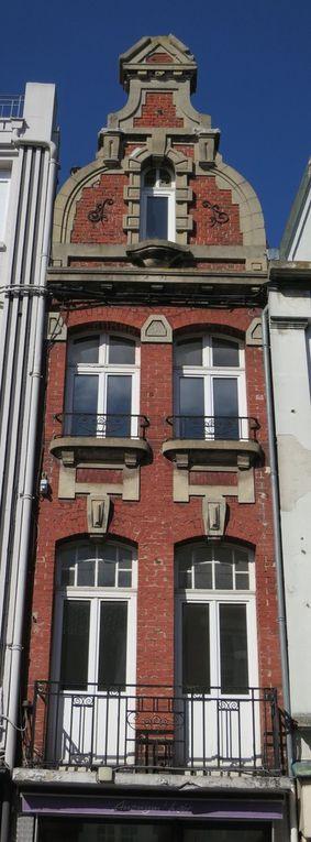 40 rue Ernestale - 21 rue Saint-Aubert - 25 et 42 rue Saint-Aubert