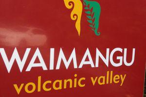 Jour 18 - Waimangu Volcanic Valley