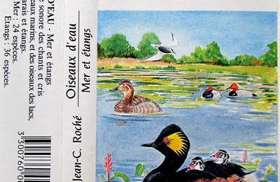 Oiseaux D'eau - Mer et étangs - J.C.Roché - 1987