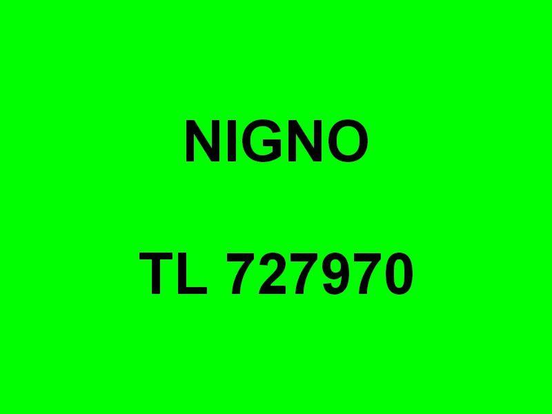NIGNO TL 727970