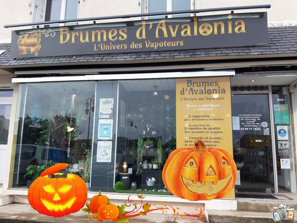 🎃🎃Brumes d'Avalonia 🎃🎃