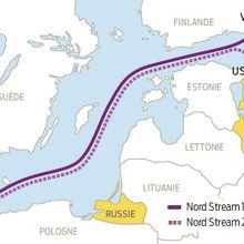 North Stream 2 : quand l'Amérique veut décider du futur énergétique de l'Europe