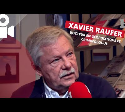 Affaire Duhamel : l'avertissement de Xavier Raufer!