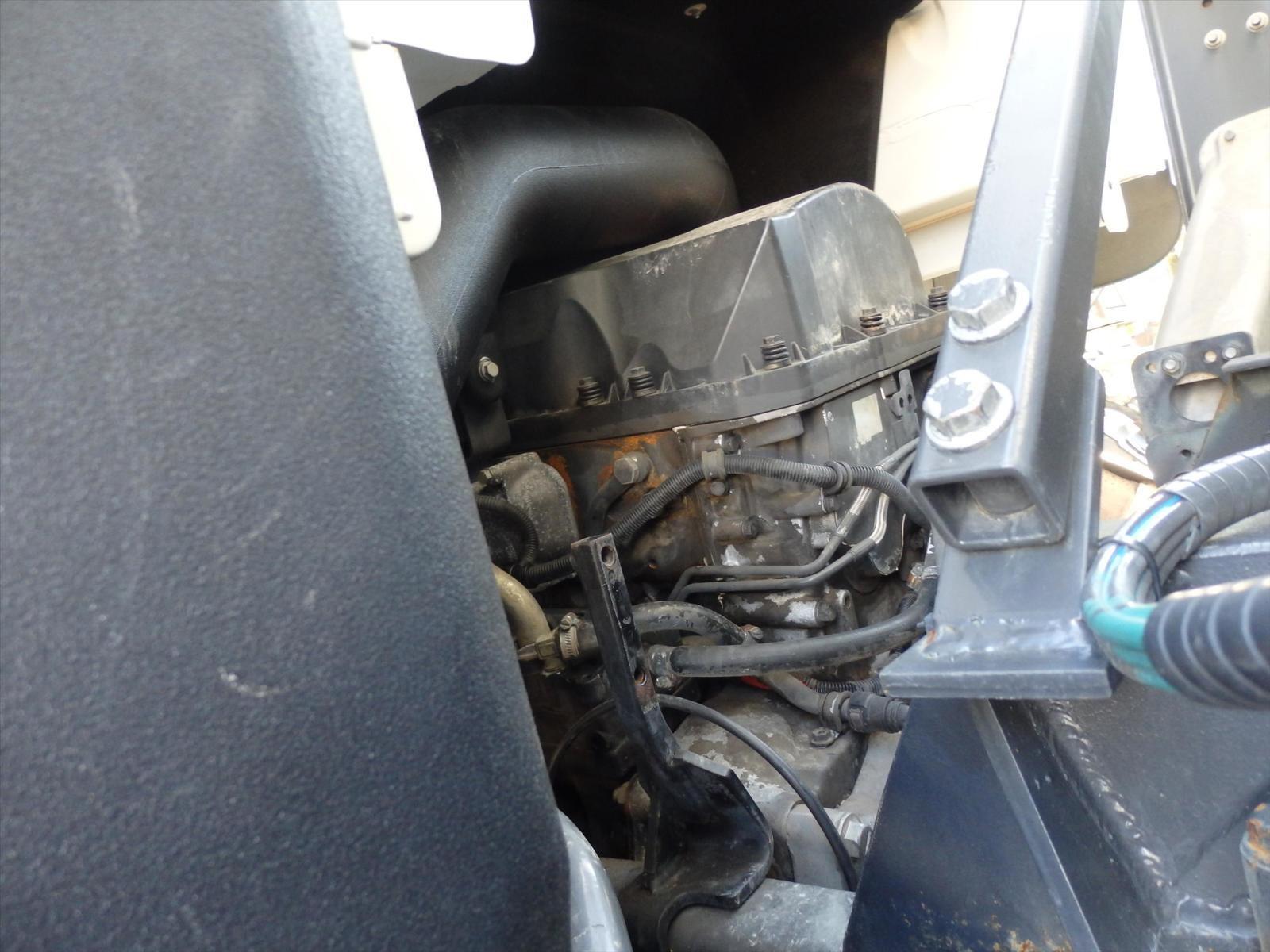 Camion 8x4 Benne Enrochement KERAX DXI13 520 DXI Tel : 0608066192 TRANSCOMM Pierre BASSAT