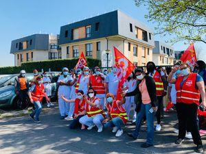 Korian Les Merlettes à Sarcelles, Acte 2: Maltraitance des résidents, sous-effectif : les salariés de l'EHPAD.