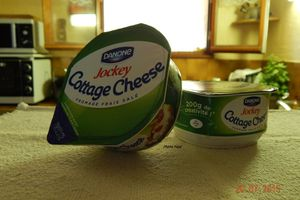 Le cottage cheese