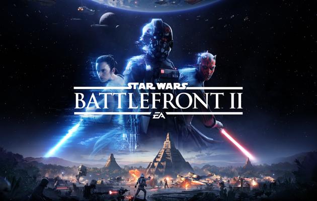 STAR WARS BATTLEFRONT II est gratuit sur Epic Games.