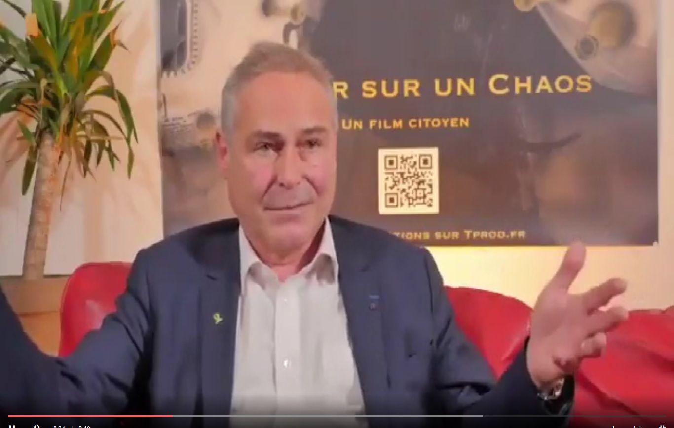 ITW interview du Pr Perronne
