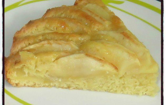 Gâteaux moelleux aux pommes