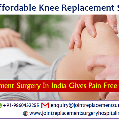 Get A Low Cost Knee Replacement Surgery And Treatment In New Delhi