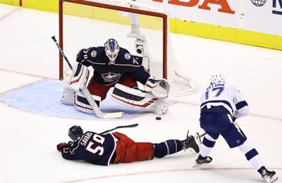 Columbus Blue Jackets / Tampa Bay Lightning en direct ce lundi à 21h00 sur Canal+Sport !