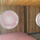 Six œuvres rétroéclairées zénifiantes de Guillaume Bottazzi à découvrir à Lyon dans le 7e arrondissement pendant les Journées Européennes du Patrimoine