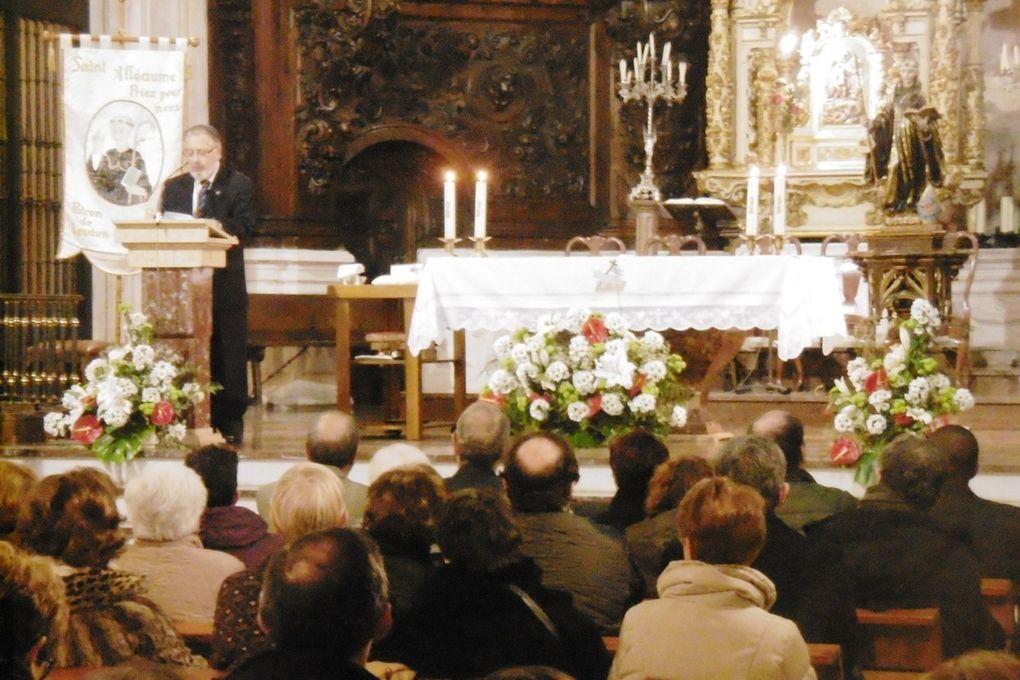 Pregón de San Lesmes y concierto