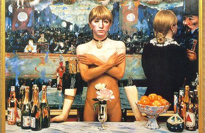 Daughter of Art History @ Yasumasa Morimura