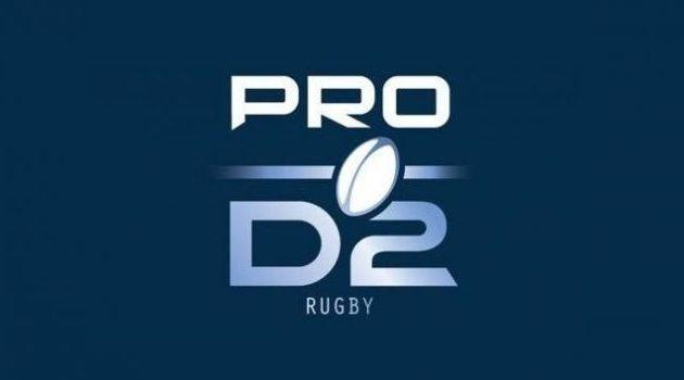 La Pro D2 (saison 2017/2018) à suivre sur France 3 dès le 3 septembre