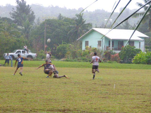 Des équipes des Samoa, Fidji, Nouvelle-Calédonie et Fidji se sont affrontées à Mata-Utu le 05 et 06 septembre 2012. Les photos du deuxième jour de compétition.