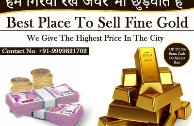 How to Sell Your Old Gold Jewelry In Noida?
